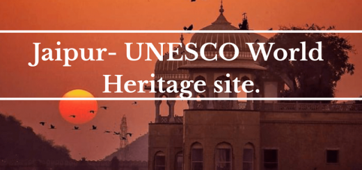 Jaipur World Heritage Sites
