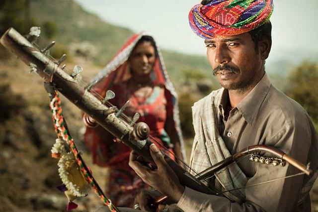 Rajasthan's rhythms and ragas