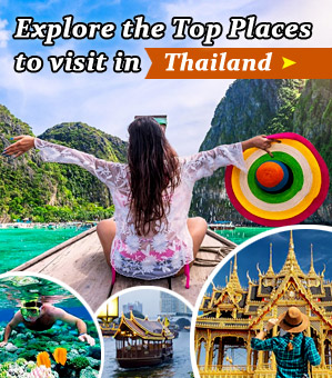 place to visit in Thailand