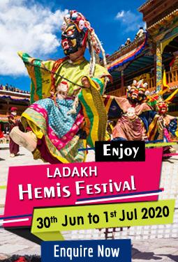 Hemis Festival Tour to Ladakh