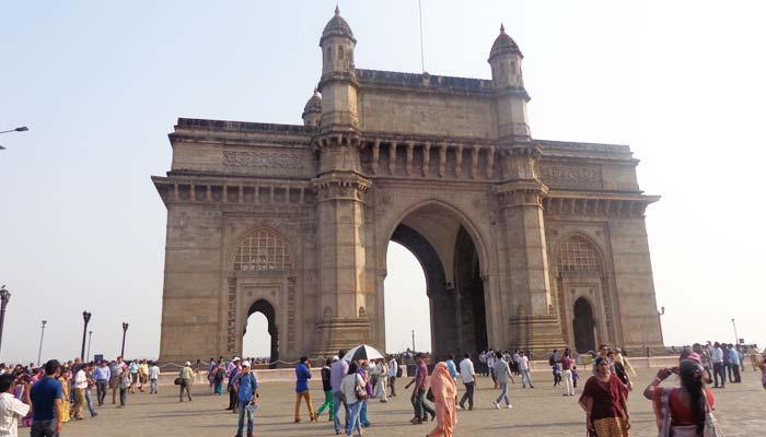 Gateway of India in Mumbai City