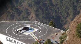 Mata vaishno devi helicopter tour booking