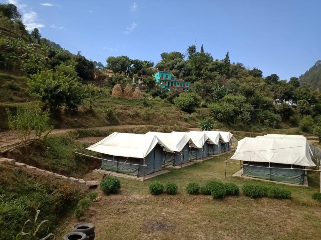 Binsar: Camping Destinations near Delhi