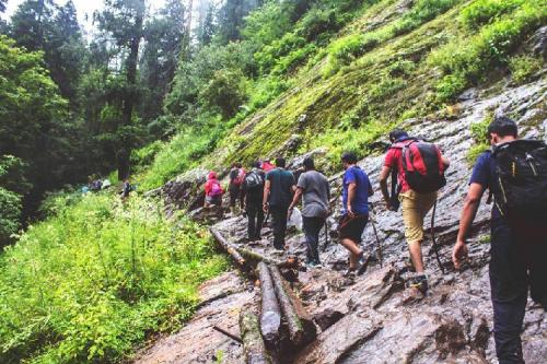 Kheer Ganga Trek Himachal