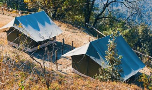 camping in mukteshwar