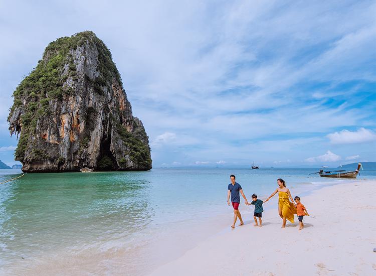 krabi tour with family