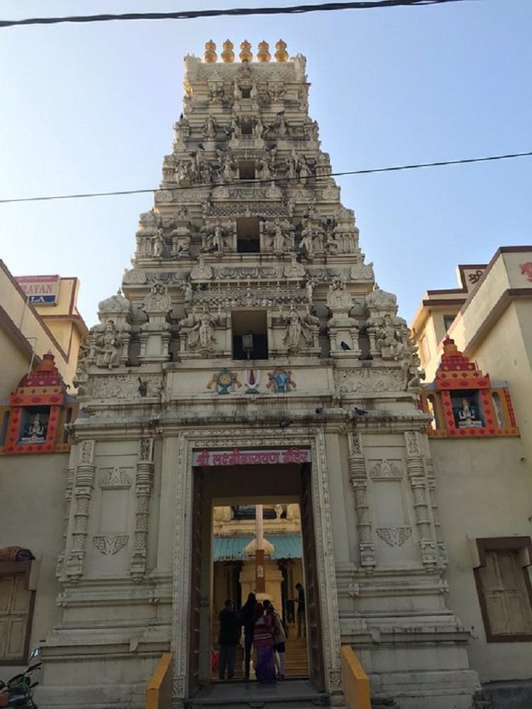 Lakshmi Narayan Mandir,Somnath in Gujarat