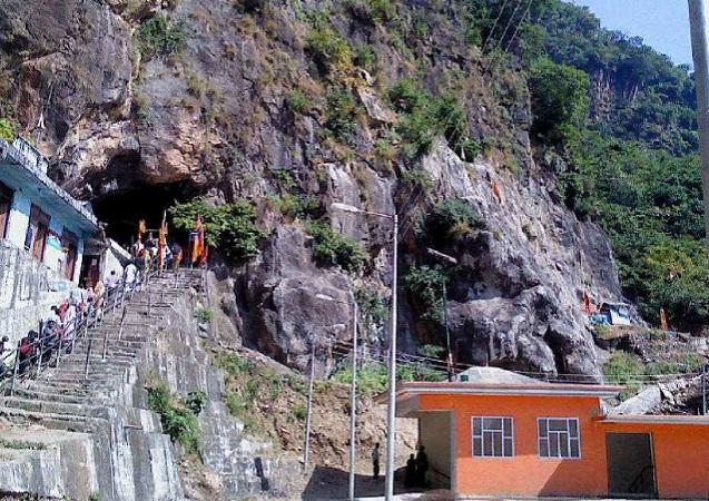Shiv Khori shrine
