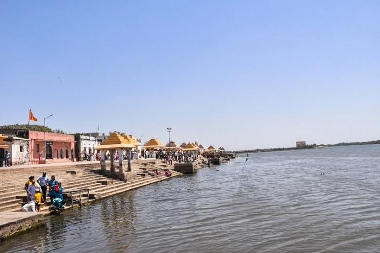 Triveni Sangam, Somnath