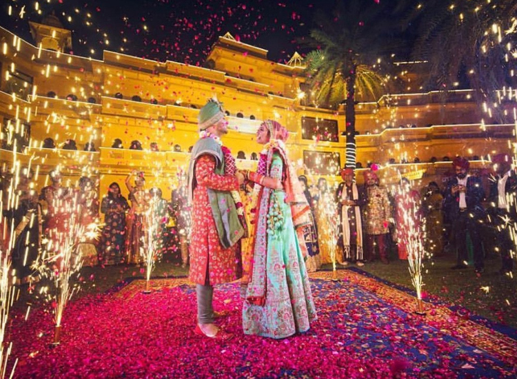 dream destination wedding in Udaipur