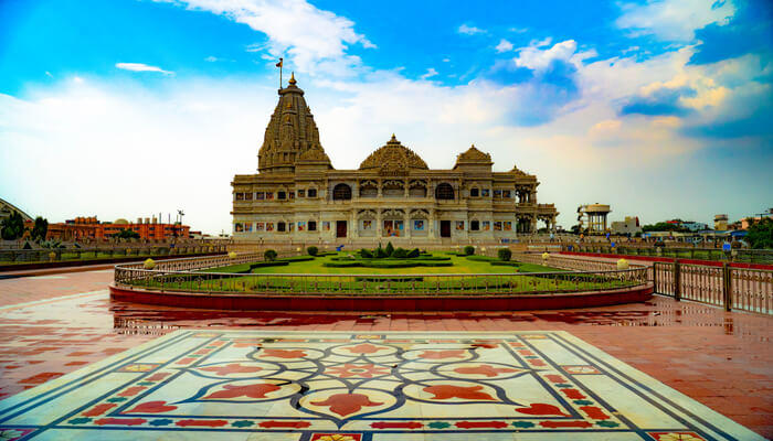 Famous Places To Visit In Mathura
