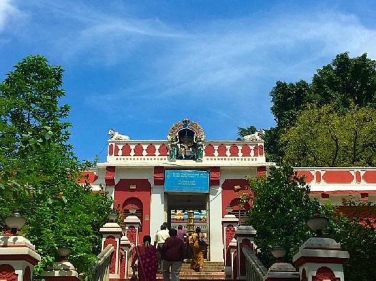 sri kaadu mallikarjuna swamy temple