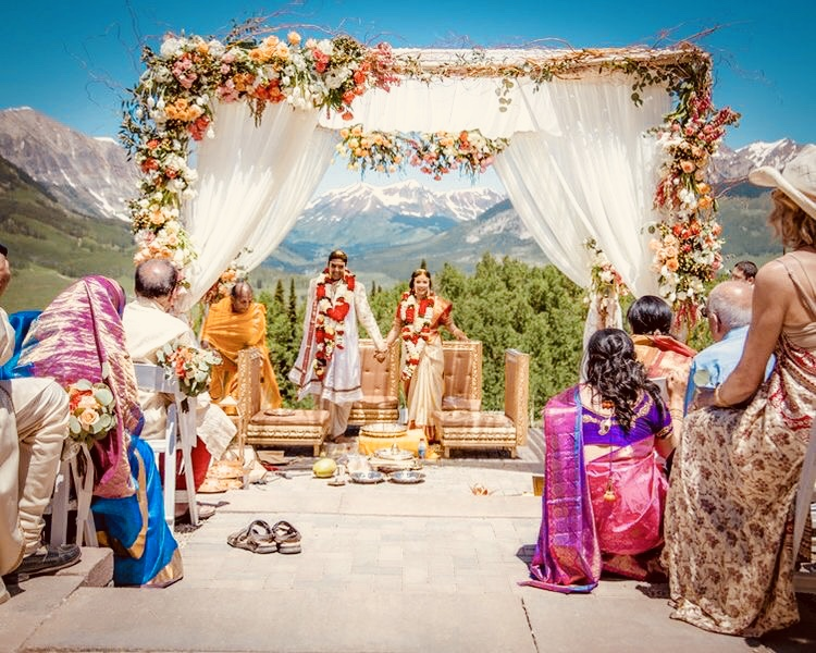destiunation wedding amid the hills of Shimla
