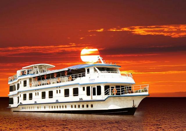 sundown cruise goa