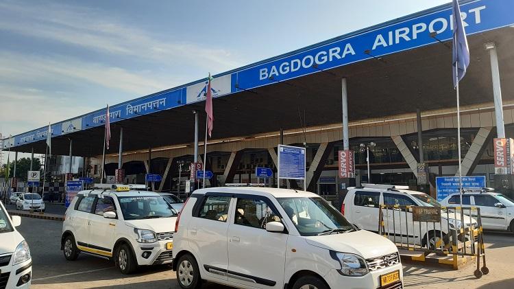 Bagdogra International Airport, Siliguri, West Bengal