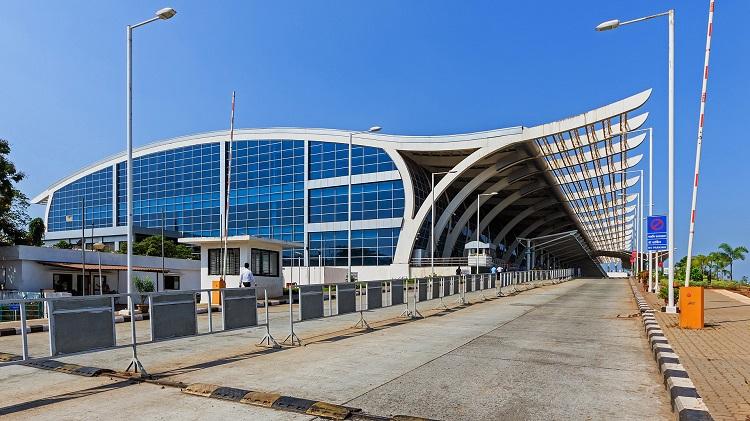 Dabolim International Airport, Goa