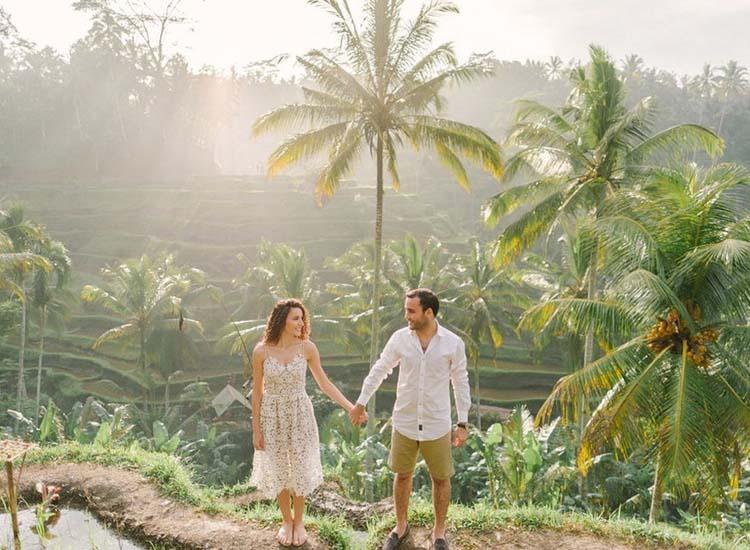 bali honeymoon in december