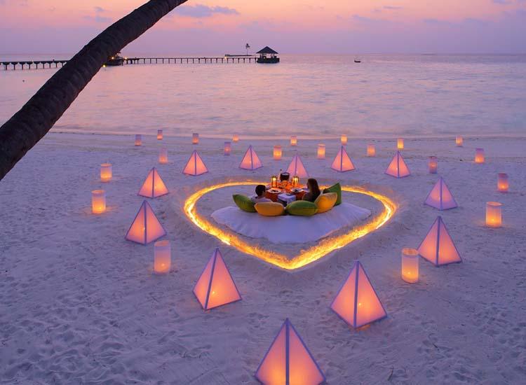 maldives honeymoon in december