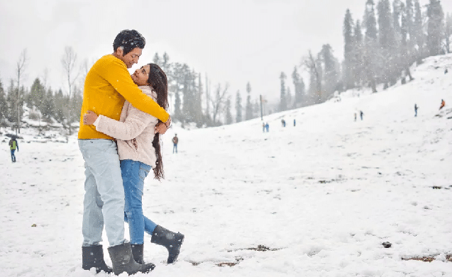 Romantic Hill Stations in India for Honeymoon