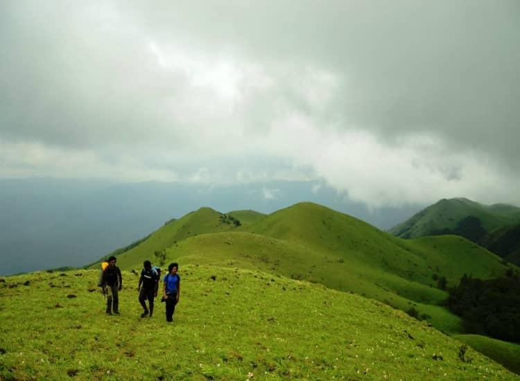 Ombattu Gudda Hill