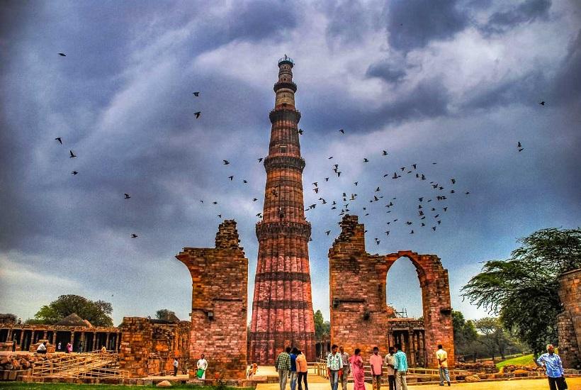 Qutub Minar and its Monuments, New Delhi