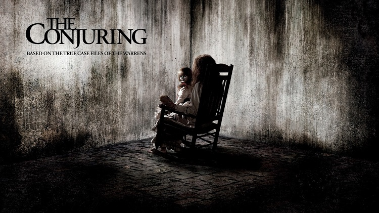 Horror movies - The Conjuring (2013)