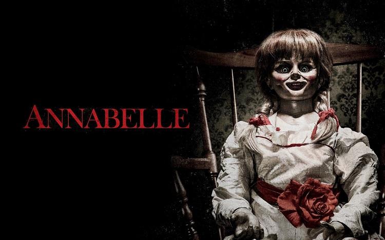 Horror movies - Annabelle (2014)