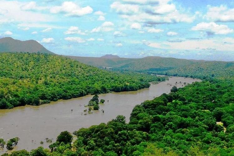 Bheemeshwari Forest