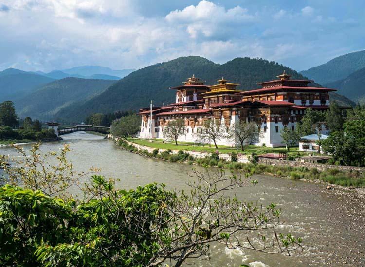 Bhutan family tour