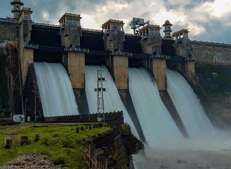 Chikli Hole Dam