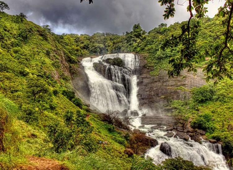 Hadlu Waterfal, Karnataka