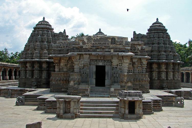 Halebidu in Karnataka