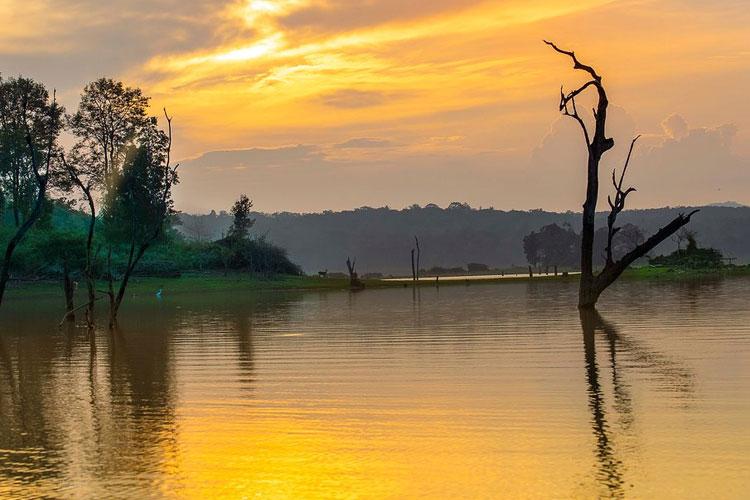 Kabini River in Karnataka