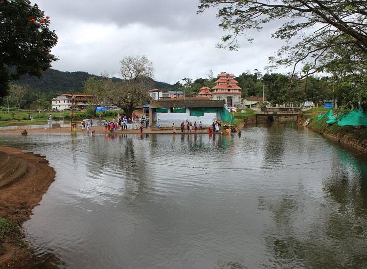 Triveni Sangam Coorg