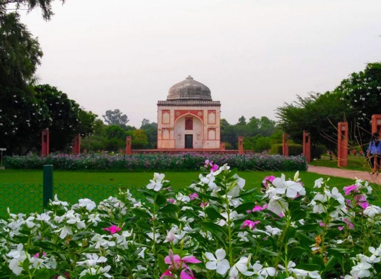 Sundar Nursery in Delhi