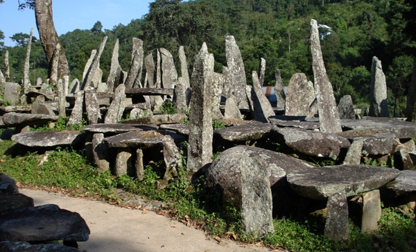 Historical Monuments in Meghalaya