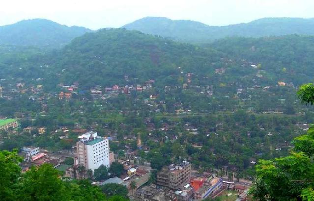 disapur village