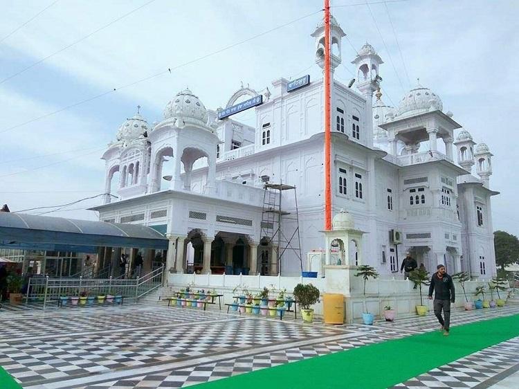 Gurudwara Ber Baba Budha Sahib, Amritsar