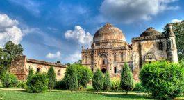 Lodhi Garden in Delhi