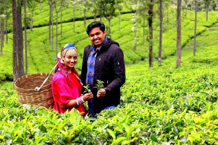 Honeymoon in Ooty in April