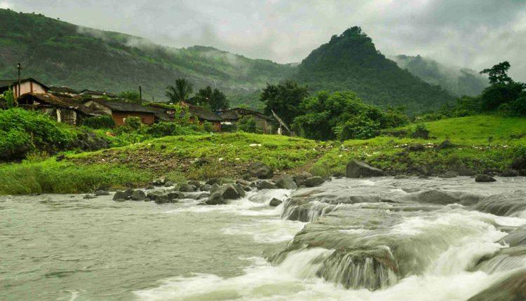 Durshet Hill Station in Monsoon