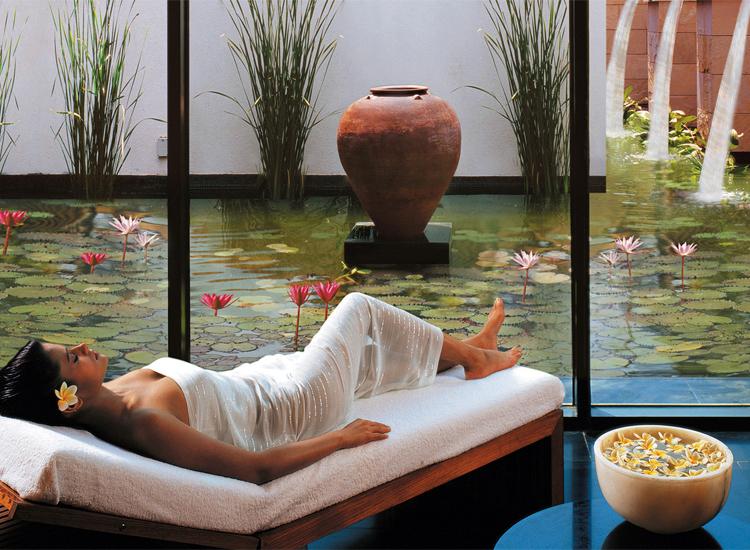 Kaya Kalpa Spa at ITC Hotels