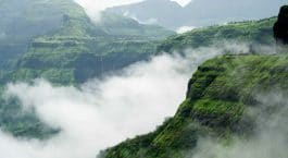 Malshej Ghat Hill Station Near Mumbai