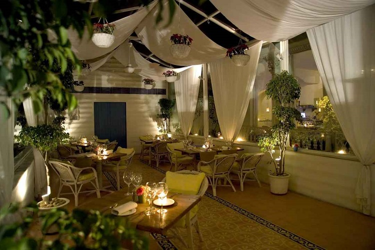 Olive Bar & Kitchen Restaurant Restaurant in Delhi