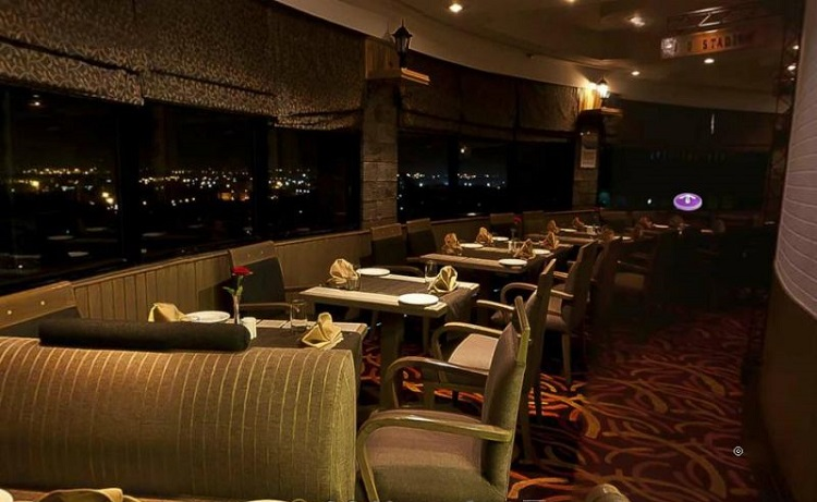 Parikrama - The Revolving Restaurant Restaurant in Delhi