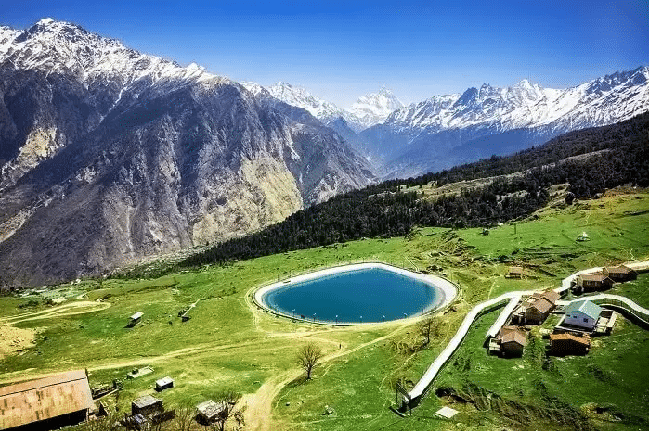 auli in june