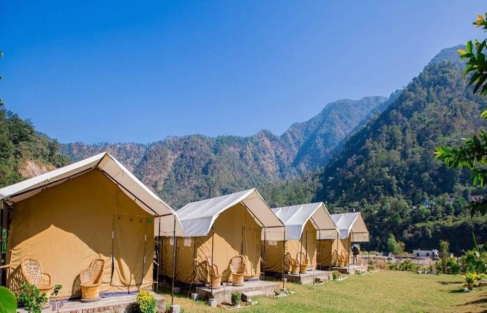 Aspen Adventure Camp (265 km from Delhi)