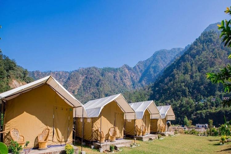 Aspen Adventures Camp, Rishikesh