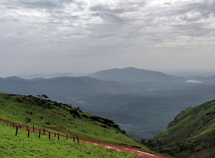 Baba Budangiri in Karnataka