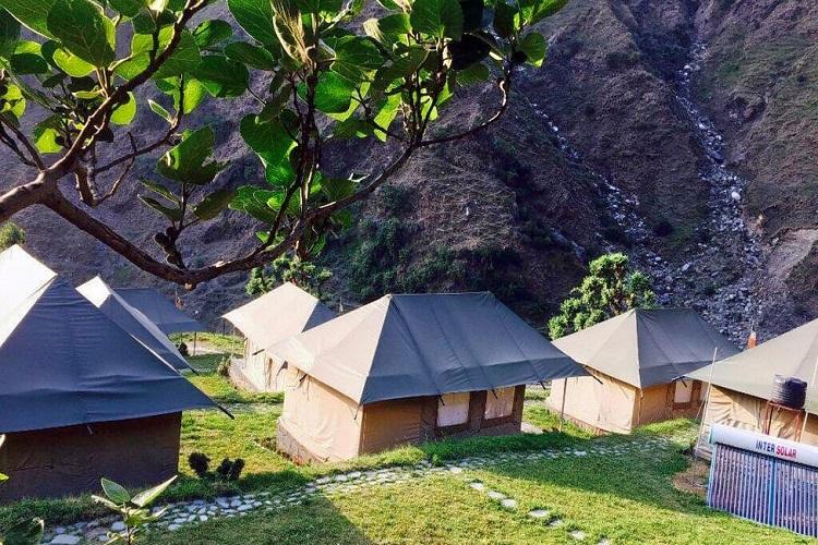Camp Lungta, Dharamshala